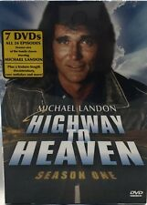 Highway To Heaven Season One 1 Brand New DVD
