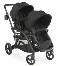 Contours Options Elite Twin Tandem Double Baby Stroller Carbon New 2019