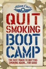 Quit Smoking Boot Camp by Allen Carr (author)