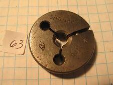 Pm 58 18 Nc Thread Gage Go 2764 63 Machinist