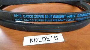 DAYCO Durapower II V-Belt BP 78  SK4158 DS187 B1