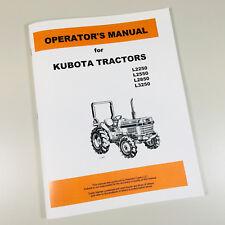 heavy equipment manuals books for kubota ebay
