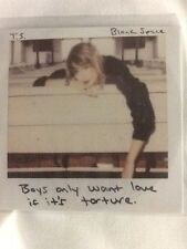 TAYLOR SWIFT 'BLANK SPACE' NEW VIRGIN RECORDS 1 TRACK CD PROMO