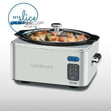 Cuisinart Programmable Slow Cooker 6l Psc-650a