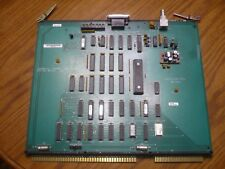 Measurex Ethernet Controller Board 05374000 053740 Rev. D O8579800 Rev. A