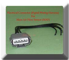 Connector of Mass Air Flow Sensor MAS0399 Fits Pathfinder 2002-2004 V6 3.5L