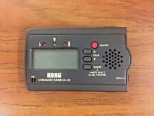 Korg CA-30 Digital Compact Guitar/Bass Tuner
