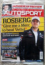 Autosport Weekly Sports Magazines