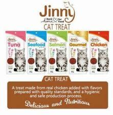 Jinny Jerhigh Cat Treats - Sea Food