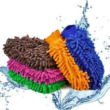 Cleaning Glove Car Window Washing Home Cleaning Cloth Mitt Glove Duster Towel