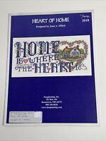 Imaginating - Heart of Home - Cross Stitch Pattern