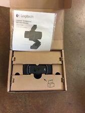 Logitech C910 V-U0017 1080p HD Webcam USB Camera with Carl Zeiss Lens