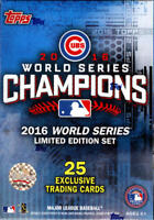 2016 Topps Chicago Cubs World Series - Pick A Player