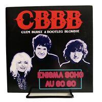"""Bootleg Blondie Clem Burke CBBB  7"""" Single 1st Release Vinyl Mega Rare!"""