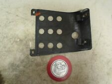 1980 - 1981 CAN-AM QUALIFIER 400 SKID PLATE