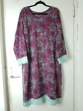Summer Kurta Indian Outfit Size XL 2XL 18