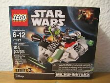 LEGO STAR WARS - Microfighters Series - The Ghost (75127) - Brand New in Box