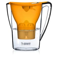 BWT Penguin 2.7 L Water Pitcher Orange Filter Filtration Jug Carbon