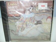 Liadov SOLO PIANO MUSIC - MARIONETTES & more, Stephen Coombs-paino Hyperion NEW