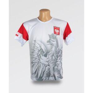 Koszulka Kibica Polska Poland 2020 FOOTBALL T-SHIRT Promo!!