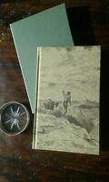 Travels with Donkey, FINE/FINE, by Stevenson, illus. Ardizzone, Folio Society