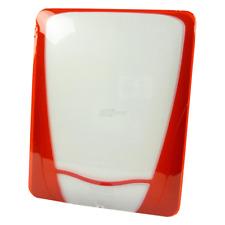 iSkin - VU - Slim-Fitting BodyGuard - Apple - iPad 2 - Hülle - Case - rot