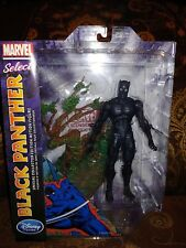 Marvel Select - THE BLACK PANTHER Action Figure - Disney Exclusive DST Diamond