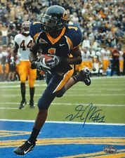 DeSean Jackson Signed Cal Golden Bears 8x10 Photo PSA/DNA COA Autograph Picture