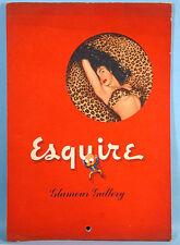 1948 Esquire Pin-up Girl Calendar Ben Hur Baz Joe De Mers Fritz Willis Ron Wicks