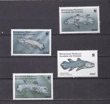 Comores 1998 - MNH - Vissen/Fish/Fische (WWF / WNF)