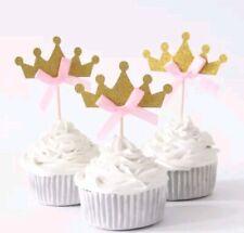 Australia Stock Birthday Fairy Flower Garden Princess Cupcake Mini Picks Topper