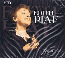 MUSIK-DOPPEL-CD NEU/OVP - Edith Piaf - The Album