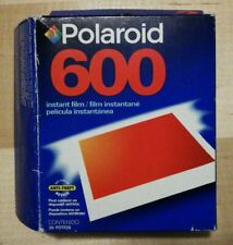VINTAGE 2-Pack Genuine Polaroid 600 Instant Film (20 Photos) - New-Old Stock