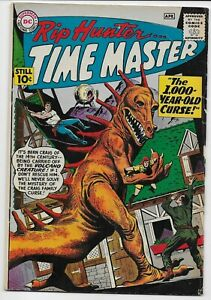 DC  RIP HUNTER TIME MASTER - # 1 March 1961