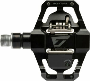 Time Sport SPECIALE 8 Dual Sided Clipless Pedals Aluminum Black + Cleats