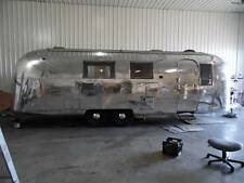 1966 28ft. airstream ambassador polished,WE COULD MAKE INTO VENDING TRAILER IF N