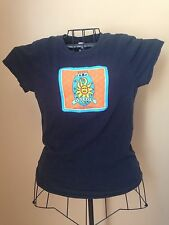 Bells Oberon Beer Women's Shirt Black Size L Fitted