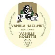 48 Count - Van Houtte Vanilla Hazelnut Flavored Coffee K Cup For Keurig K-Cup
