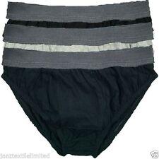 Unbranded Patternless Briefs Underwear for Men