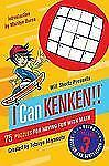 Will Shortz Presents I Can Kenken!, Volume 3: 75 Puzzles for Having Fun with Mat