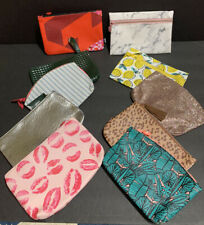 Lot of 10 Ispy Makeup bags only New