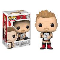 WWE Pop ! Figurine En Vinyle - Chris Jericho Rétro TOUT NOUVEAU