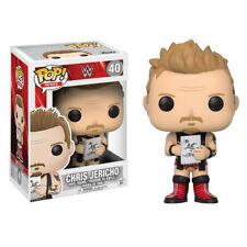 WWE Pop! Vinyl Figure - Chris Jericho Old School BRAND NEW