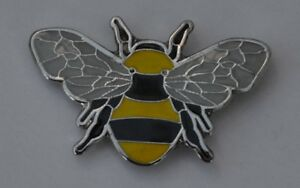Bee Honey Bee Bee Keeping Quality Enamel Pin Badge