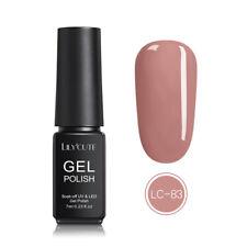 146Colors LILYCUTE Nail Art Gel Color Polish Soak Off UV/LED Gel Varnish DIY 7ml