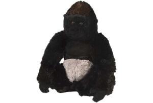 Gorilla Plush Stuffed Soft Toy 30cm by Wild Republic BNWT