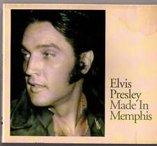 Elvis Presley FTD CD Made in Memphis - Studio Outtakes - RAR !!