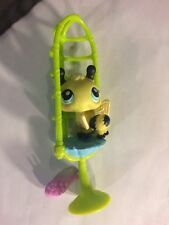 littlest pet shop LPS #24 Bird In A Super Cute Chair W Brush Girls HTF Toys YHB