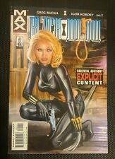 Black Widow Pale Little Spider #1 Vf+ Yelena Belova Movie 2002 Marvel Max Comics
