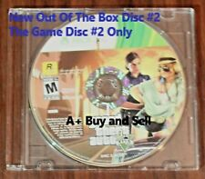 NEW XBOX 360 (GTA V, GTA 5) GRAND THEFT AUTO 5 V GAME DISC 2 ONLY, Replacement
